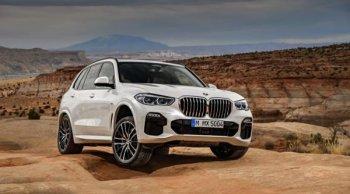 เปิดตัว New BMW X5 2019 SAV Gen ใหม่ ใหญ่กว่าเดิม