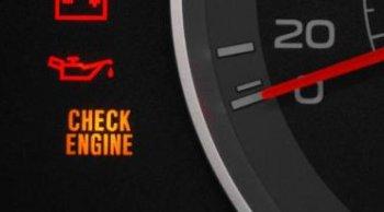 เมื่อสตาร์ทรถเครื่องยนต์ติดแล้วสัญญาณไฟ Check Engine ยังติดอยู่ หมายความว่าอย่างไร?