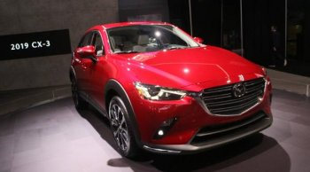 รีวิวรถ Mazda CX-3 2019 Crossover มิติใหม่แห่งการขับขี่
