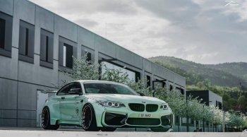 BMW M2 โฉมใหม่แต่งสปอร์ตสุดเร้าใจ