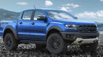ตารางราคาผ่อน Ford Ranger Raptor 2018 รถกระบะออฟโรดคันแรกของเอเชียที่ถูกสรรค์สร้างออมาแบบไร้ขีดจำกัด
