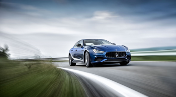 Maserati New Ghibli เปิดตัวอย่างเป็นทางการในมอเตอร์โชว์ 2018 ไฮลัคชัวรี่สปอร์ตซีดาน