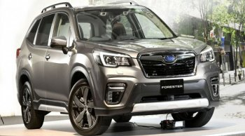 Subaru Forester e-Boxer Hybrid 2019 พร้อมทำตลาดในออสเตรเลีย