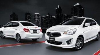 ราคาและตารางผ่อน All New Mitsubishi Attrage 2018 รถเก๋งอีโคคาร์ 4 ประตู มาพร้อมกับราคาเริ่มต้นไม่ถึง 5 แสน