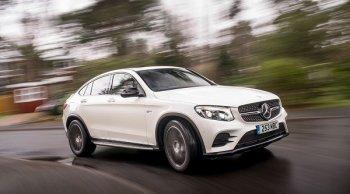 Mercedes-AMG C 43 4MATIC Coupe เพื่อความโดดเด่นในสไตล์หรูหราเหนือระดับ