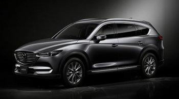 เตรียมเผยโฉม Mazda CX-8 ในตลาดรถเมืองไทย
