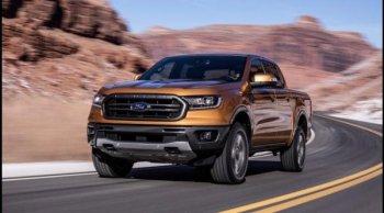 พร้อมเผยโฉม New Ford Ganger 2019 มาเต็มด้วย Bi-Turbo 2.0 ลิตร เกียร์อัดแน่นถึง 10 สปีด