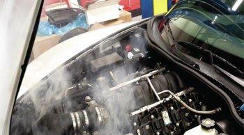เครื่องยนต์มีความร้อนสูงอันตรายอย่างไร ?