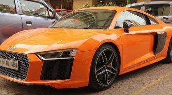 ศูนย์รวมรีวิว Audi R8 สุดยอดนวัตกรรมแห่งยานยนต์