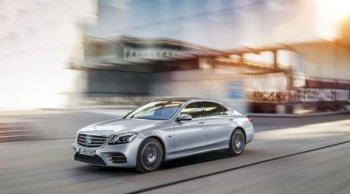 เริ่มจำหน่ายแล้ว สำหรับ Mercedes-Benz S 560 Coupe/Cabriolet 2018 เริ่มต้นที่ 15 ล้านบาท