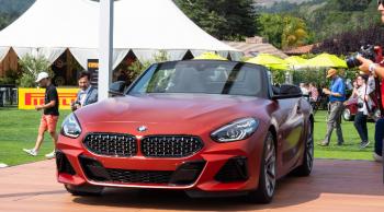 ครั้งแรกของโลก BMW Z4 2019 เปิดตัวอย่างเป็นทางการแล้วที่ The Quail !!!