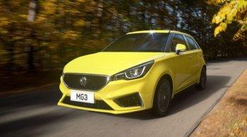 ถูกและดีกับมินิ MG3 2018 ราคาเริ่มต้น 4 แสนบาทที่ประเทศอังกฤษ