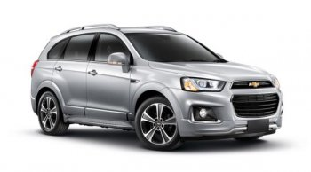 Chevrolet Captiva ดีไหม? เรามีคำตอบให้ทุกข้อสงสัยเกี่ยวกับรถ SUV Chevrolet Captiva
