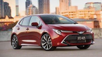 Toyota Auris เปลี่ยนชื่อเป็น Corolla 2019 ในตลาดยุโรป