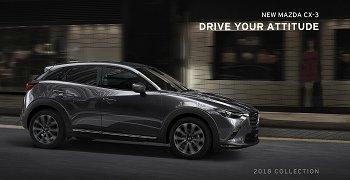โปรโมชั่นพิเศษ New MAZDA CX-3 2018 รถ Crossover SUV ให้คุณเลือกได้ ในแบบที่เป็นคุณ