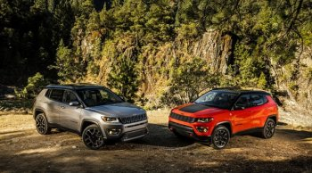 แรงแกร่งลุยเต็มกำลังกับการเปิดตัว Jeep Compass Model 2019