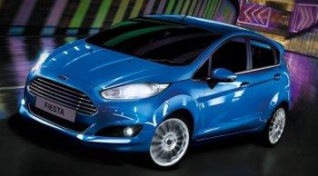 โปรโมชั่นพิเศษ  Ford Fiesta 2018 ที่มาพร้อมกับความโฉบเฉี่ยวด้วยดีไซน์สปอร์ต สะดุดตาในทุกมุมมอง