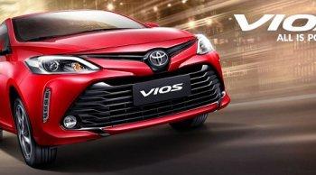 รีวิว Toyota Vios 2018 ซีดานสุดสวยโฉมใหม่ พร้อมใช้งานในทุกไลฟ์สไตล์