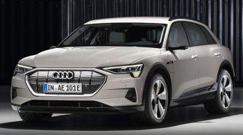 Audi e-tron quattro 2018 ที่สุดของรถขับเคลื่อนพลังงานไฟฟ้า