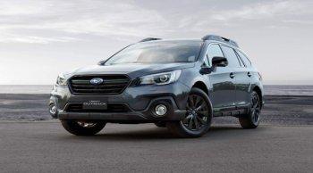 Subaru Outback X-Break เติมเต็มความสุขให้นักขับแดนปลาดิบ