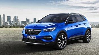 พร้อมลุยแล้วกับ Opel Grandland X กับเครื่องยนต์เทอร์โบชาร์จ 1.6 ลิตร