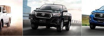 Toyota Hilux Revo 2018 รถกระบะสุดอึด บึกบึน ดุดัน กับข้อดี-ข้อเสีย ที่แชร์มาจากผู้ใช้จริง