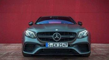 เปิดตัวแล้วกับซาลูนหรูสุดล้ำกับ Mercedes-AMG E63 S 4MATIC 2019 ใหม่
