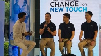 """พบกับความเปลี่ยนแปลง """"CHANGE FOR THE NEW TOUCH ศูนย์บริการโตโยต้า เปลี่ยนใหม่ทุกความรู้สึก"""""""