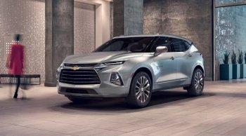 Chevrolet Blazer 2019 เอสยูวีตัวแรง เผยราคาเริ่มต้น 9.8 แสนบาท !!
