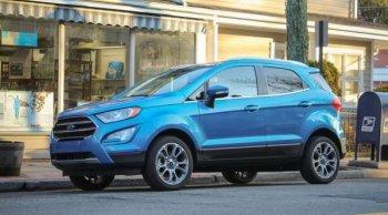 Ford EcoSport มือสองดีไหม ไขข้อสงสัยก่อนเลือกซื้อรถ Ford EcoSport มือสอง