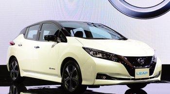มาถึงแล้ว NEW NISAN LEAF 2019 รถ EV ที่ทุกคนรอคอย พร้อมเปิดตัวด้วยราคาขายในไทยชวนปาดเหงื่อที่ 1.99 ล้านบาท