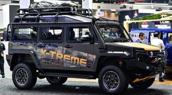THAIRUNG นำ TRANSFORMER II รถเอนกประสงค์สายพันธ์ไทย ตกแต่งพิเศษ 3 รุ่น 3 สไตล์ ร่วมโชว์และจับจองในงาน Motor Expo 2018