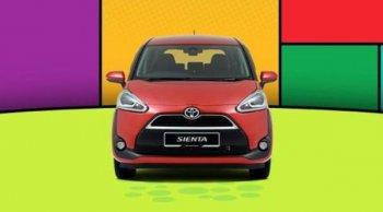 อย่าพลาด!! มาทำความรู้จักรถยนต์อเนกประสงค์รูปแบบใหม่ พร้อมรีวิวแบบอัดแน่นกับ Toyota Sienta 2018