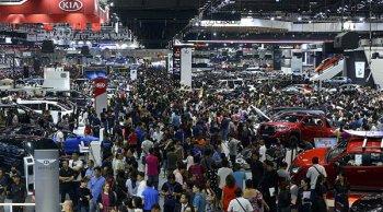 รูดม่านเรียบร้อย Motor Expo 2018 ยอดจอง เก๋ง SUV ล้มหลามสวนกระแส เศรษฐกิจ