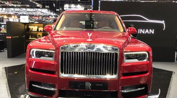 Rolls-Royce นำ Cullinan 2019 Ultra Luxury SUV ที่แพงสุดในไทยให้มหาเศรษฐีบ้านเราได้จับจอง