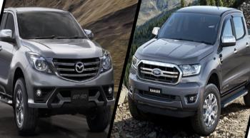 เปรียบเทียบมวยรองระหว่าง Mazda BT-50 Pro 2019 กับ Ford Ranger 2019 คันไหนคุ้มกว่ากัน