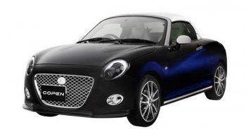 "Daihatsu เปิดตัว  ""Copen GR Sport Model""  พร้อมชุดแต่งไสตล์สปอร์ตคลาสสิกเรียบร้อยแล้ว ณ Tokyo Auto Salon"