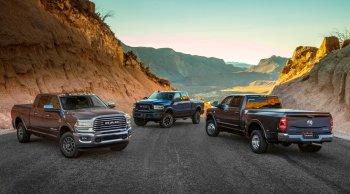 "Ram กระบะอเมริกันพันธ์แกร่ง เปิดตัว "" Ram Heavy Duty"" รุ่นใหม่ ที่งาน Detroit Auto show 2019"