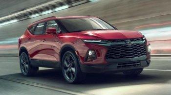 จริงชัวร์หรือมั่วนิ่ม Chevrolet Blazer สปอร์ตอเนกประสงค์เตรียมเข้าไทย!!
