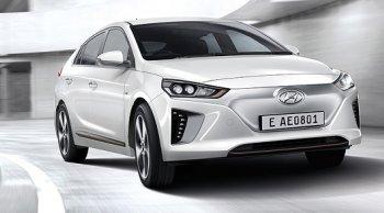 ราคาและตารางผ่อน Hyundai IONIQ 2019 electric ไร้มลพิษโดยสิ้นเชิง เชื่อมต่อกับอนาคตการขับขี่