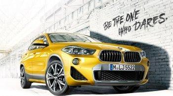 ราคาและตารางผ่อน BMW X2 2019 BE THE ONE WHO DARES