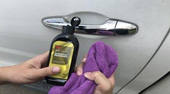 ต้องการทราบวิธีการทำความสะอาดพื้นผิวโครเมี่ยมบนรถค่ะ