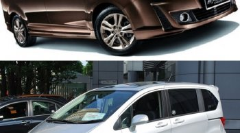 เปรียบเทียบรถครอบครัวราคาสุขใจ ระหว่าง Proton Exora 2019 กับคู่แข่ง Honda Freed 2019