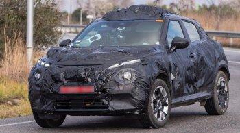 All NEW Nissan Juke 2019 เผยภาพ Spy shot เป็นครั้งแรกขณะวิ่งทดสอบในยุโรป!!