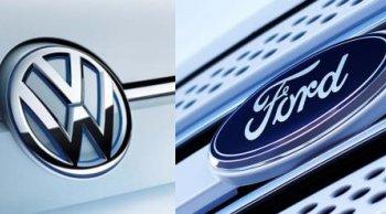 เตรียมพัฒนาเทคโนโลยีขับขี่อัตโนมัติเต็มกำลัง กับการจับมือระหว่าง Ford และ Volkawagen