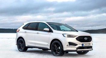 Ford พร้อมเปิดตัว SUV รุ่นใหม่ Ford Kuga Model 2020 เพื่อกระตุ้นยอดขายในภูมิภาคยุโรป