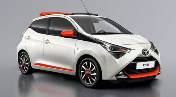 Toyota เตรียมเปิดตัวรถยนต์ Aygo Model โฉมพิเศษ X- cite และ X-tyle ในงาน  Geneva Motor Show 2019