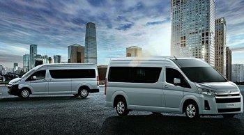 Hiace กับ Commuter ต่างกันยังไง เปรียบเทียบ Toyota Hiace กับ Toyota Commuter พร้อมรีวิวทั้งสองรุ่นกันจุดต่อจุด