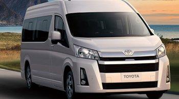 รีวิว All New Toyota Commuter 2019 โฉมใหม่ รถตู้ขวัญใจคิวรถตู้เมืองไทย