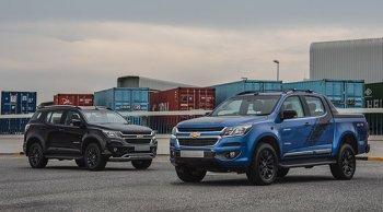 6 ปีติด ! Chevrolet Colorado High Country Storm และ Trailblazer คว้ารางวัลรถยอดเยี่ยมแห่งปี 2562